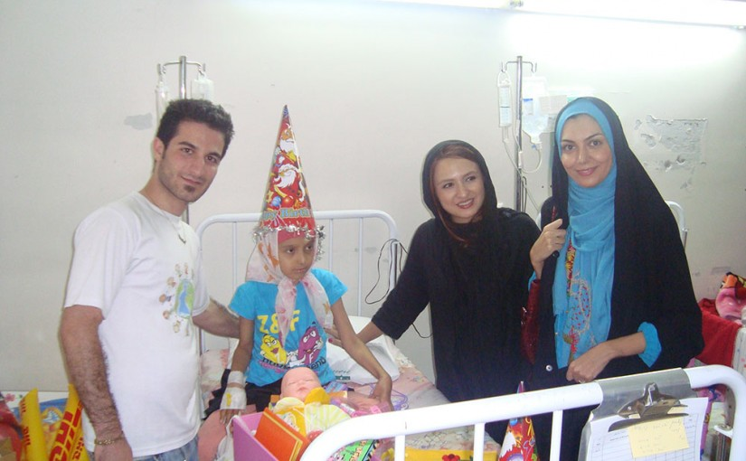 بازارچه بیمارستان طبی کودکان