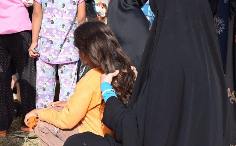 حضور کودکان فرشته اند در روستای حسن آباد