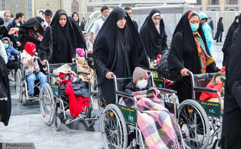 کودکان برای دومین سال، مهمان امام رضا(ع) شدند