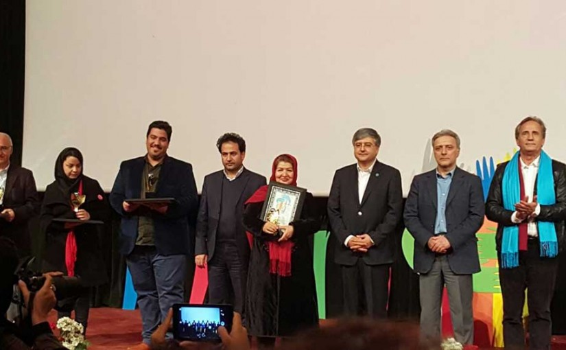 مراسم تجلیل از خیرین در دانشگاه تهران