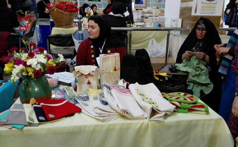 لحظه به لحظه در روز اول بازارچه خیریه کودکان فرشته اند-قسمت دوم