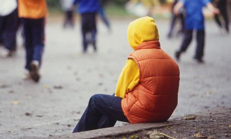 کودکان، بی پناهان اجتماع