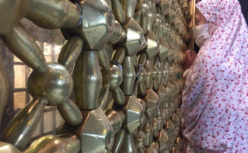سفر زیارتی سیاحتی کاروان ۱۷۵ نفری کودکان مبتلا به سرطان به مشهد مقدس