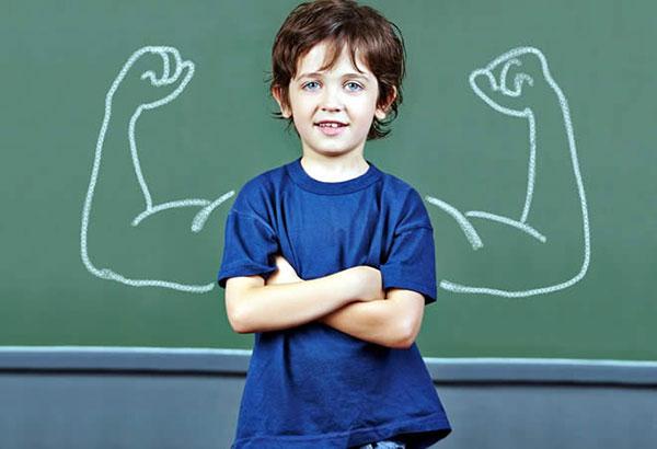 چگونه اعتماد به نفس فرزندم را افزایش دهم؟