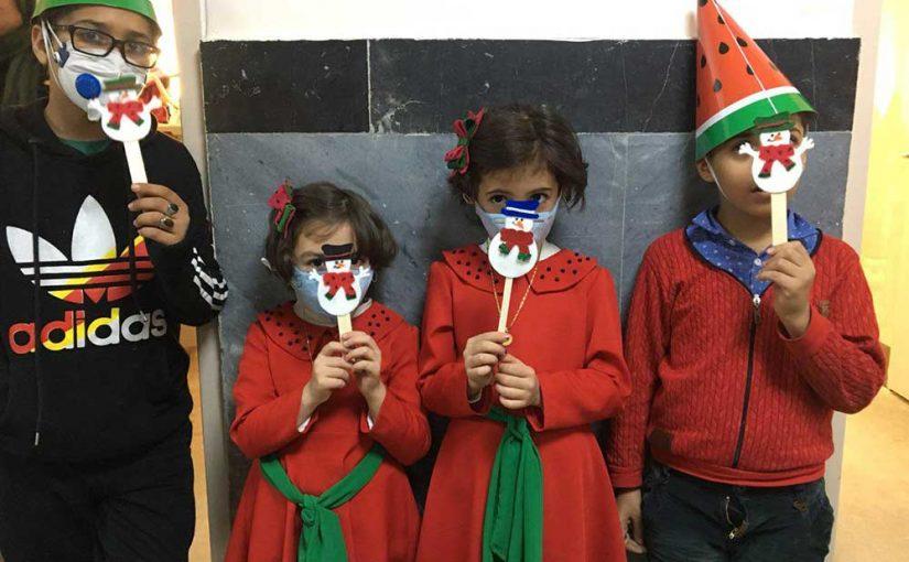 جشن یلدا در بیمارستانهای کودکان و مراکز نگهداری