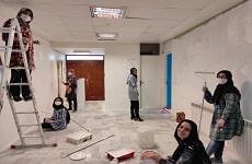 بازسازی مرکز نگهداری کودکان نازی اباد